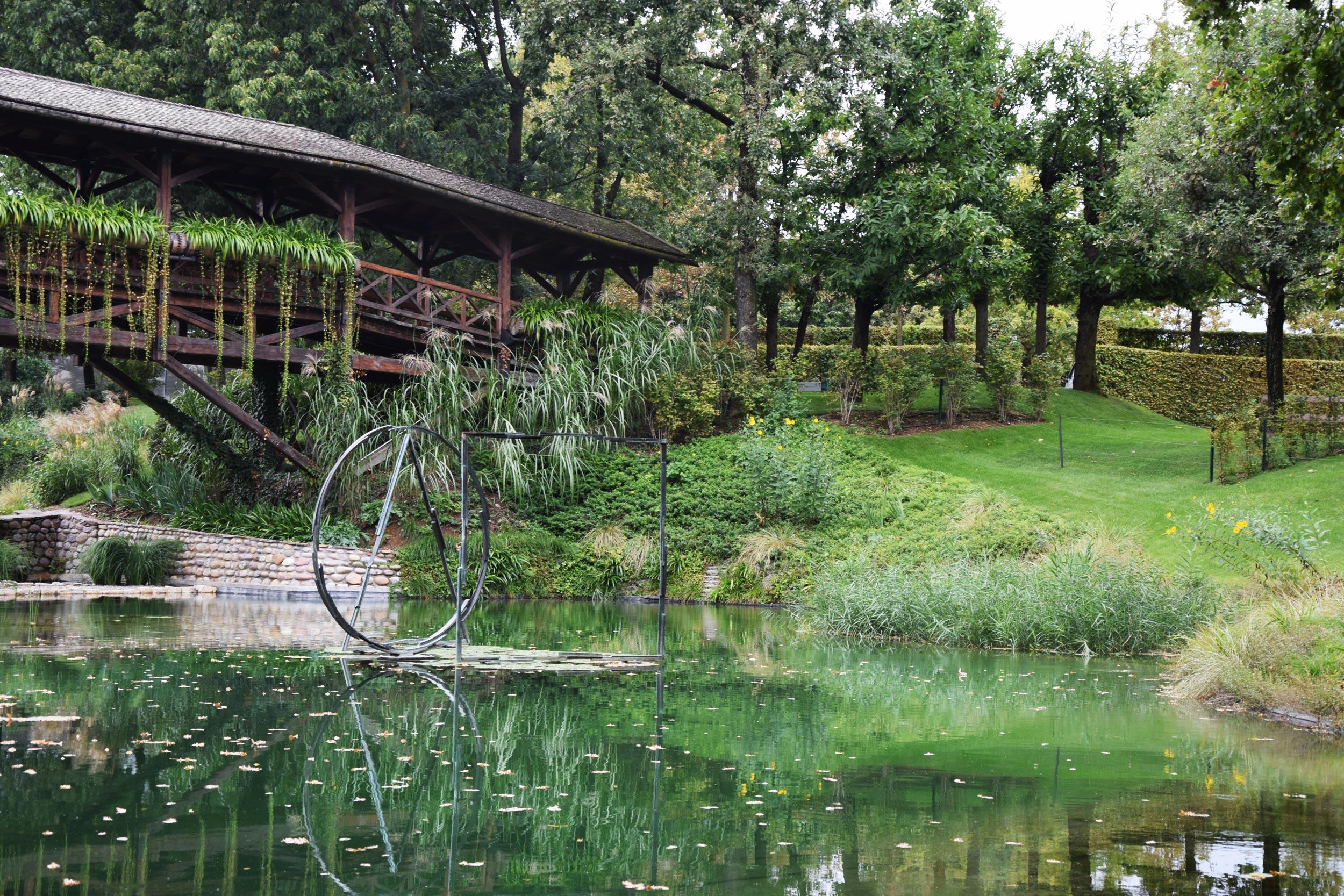 Progettazione giardini aziendali brescia matite verdi di - I giardini del te ...