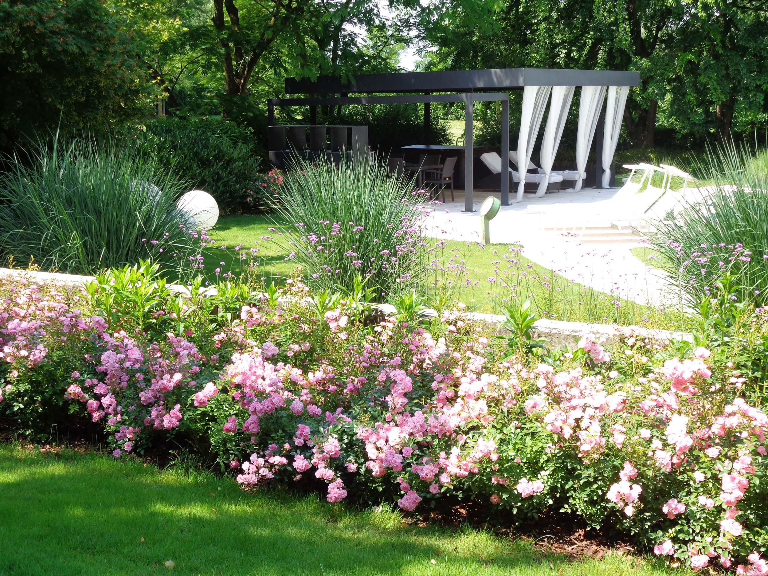 Progettazione giardini privati brescia matite verdi di - Giardini di casa ...